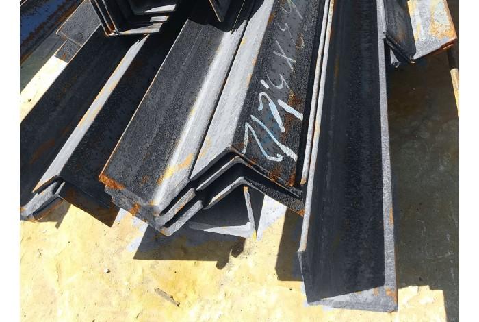 Уголок равнополочный  50x4 мм в Самаре